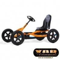 Kart pedales 1 red
